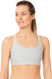 Shape Grey Define Low Impact Sports Bra
