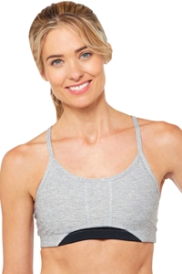 Shape Grey Exceed Low Impact Sports Bra