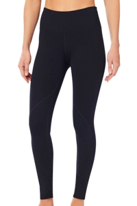 Shape Black High Rise SS Legging