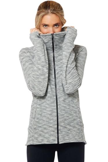 Shape Grey Oddessy Zip Up Jacket