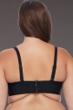 SKYE Plus Size Solid Black Julia Underwire Bikini Top