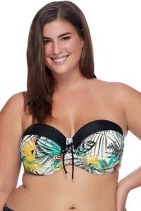 SKYE Plus Size Folia Julia Underwire Bikini Top