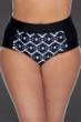 SKYE Plus Size Vestige High Waist Bikini Bottom
