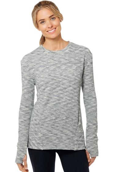 Shape Light Grey Odyssey Pullover