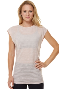 Shape Bellini Twist Athletic Tank Top