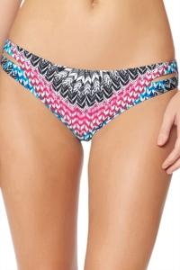 Jessica Simpson Dakota Split Side Hipster Bikini Bottom