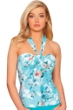 Coco Reef Cliff Rose D, DD Cup Underwire Five-Way Tankini Top
