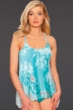 Coco Reef Cliff Rose D, DD Cup Underwire Current Mesh Layer Tankini Top