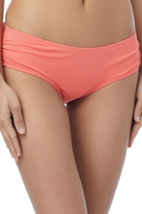 Coco Reef Tangerine Side Shirred Tankini Bottom