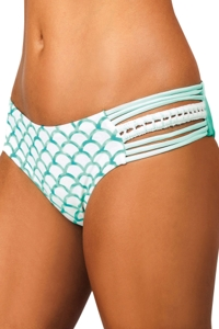 Raisins Mermaid Bay Cheeky Hipster Bikini Bottom
