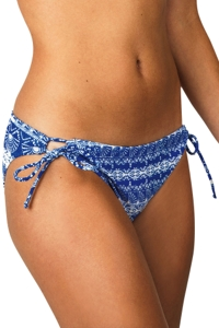 Raisins Tahiti Tide Side Tie Sweet Pea Bikini Bottom