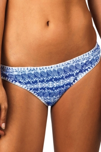 Raisins Tahiti Tide Crochet Edge Bum Bum Brazilian Bikini Bottom