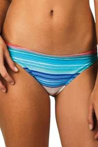 Raisins Newport Stripe Low Rider Bikini Bottom