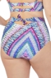 Raisins Curve Plus Size Stolen Heart High Waist Bikini Bottom