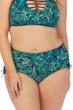 Raisins Curve Plus Size Good Dharma Side Tie Bikini Bottom