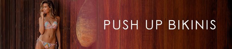 Push Up Style Bikinis