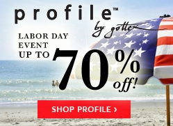 Profile by Gottex Up To 70% Off Billboard