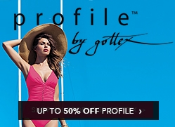Profile by Gottex Up To 50% Off Billboard