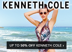 Kenneth Cole Up To 50% Off Billboard