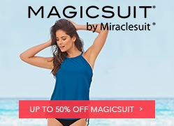 Magicsuit Up To 50% Off Billboard