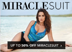 Miraclesuit Up To 50% Off Billboard