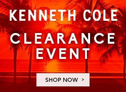 Kenneth Cole Clearance Billboard