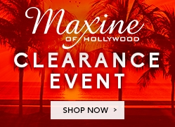 Maxine of Hollywood Clearance Billboard