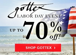 Gottex Up To 70% Off Billboard