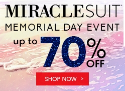Miraclesuit Up To 70% Off Billboard