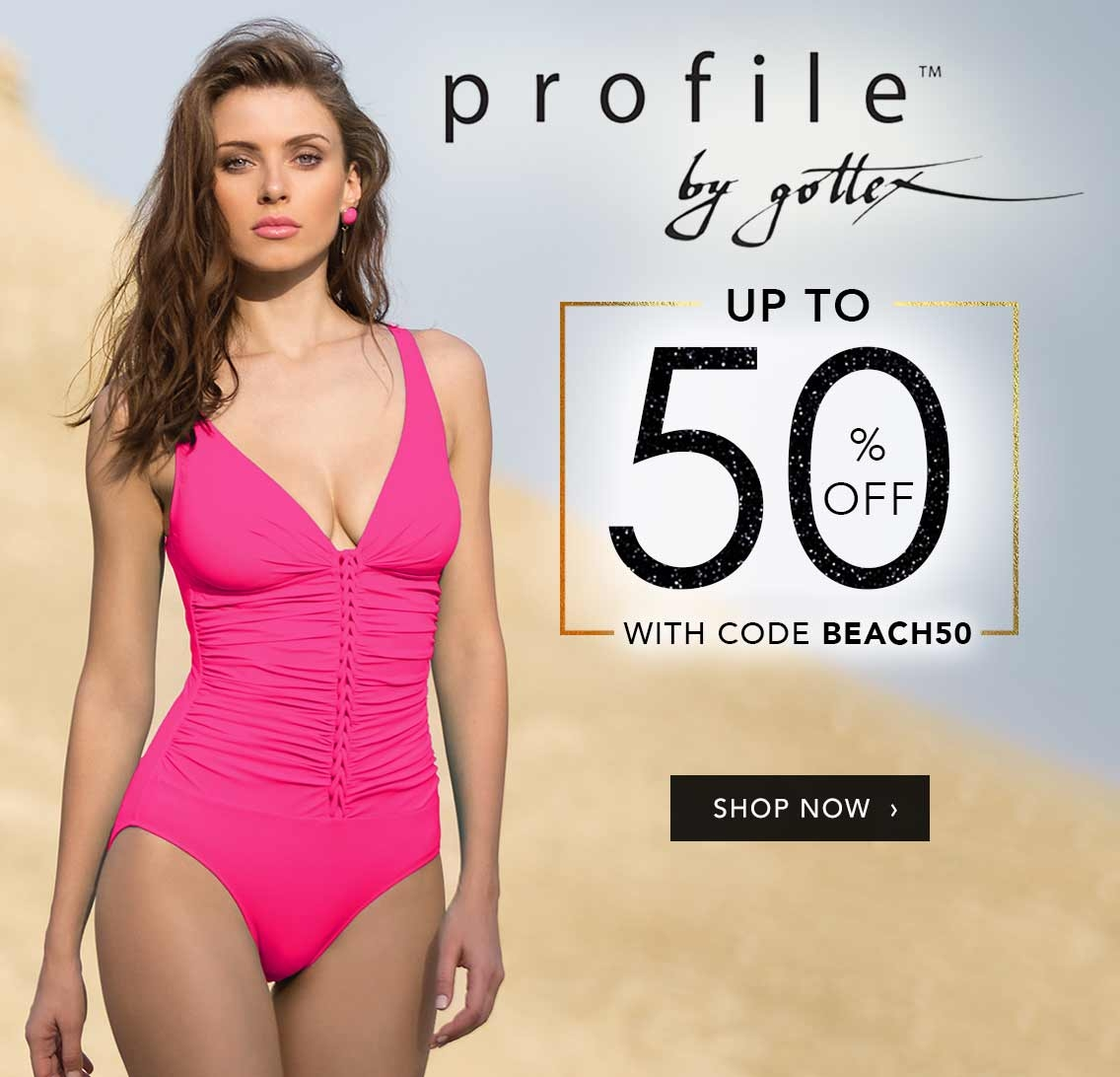 Up to 50% off Profile by Gottex Swimwear