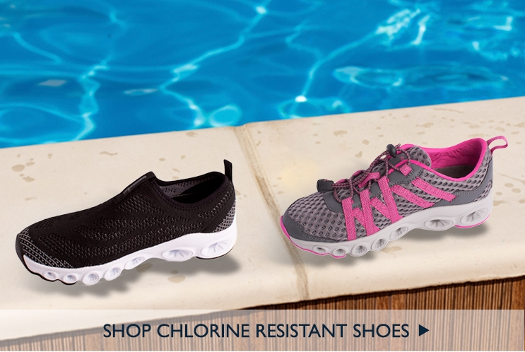 SHOP CHLORINE RESISTANT WATER SHOES