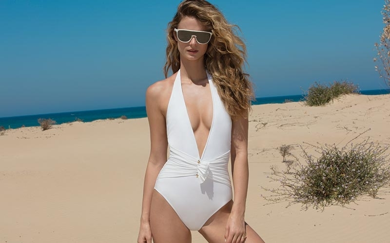 It's Okay to Wear White Swimsuits Again