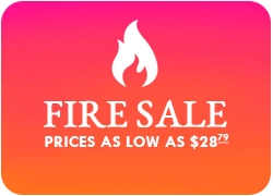 Shop Fire Sale