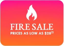 Shop Fire Sale