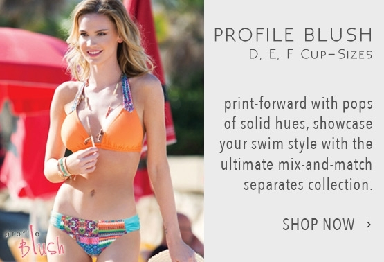 Shop Profile Full Bust Support: D cup, E cup, F cup